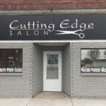 Cutting Edge Salon storefront Foley MN